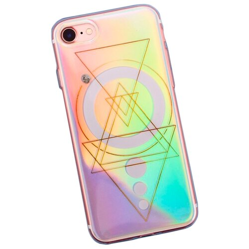 Чехол-накладка Арт Узор 3903713 для Apple iPhone 7/iPhone 8 Space Odyssey чехол накладка арт узор 3903713 для apple iphone 7 iphone 8 space odyssey