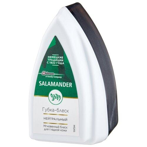 Salamander Shoe Shine губка-блеск для изделий из гладкой кожи бесцветный губка для гладой кожи salamander professional