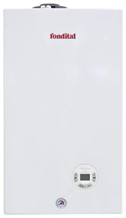 Конвекционный газовый котел Fondital Minorca CTFS 24, двухконтурный фото 1