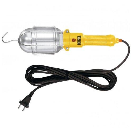 Переносной светильник Denzel 92628, 60 Вт, шнур 5 м