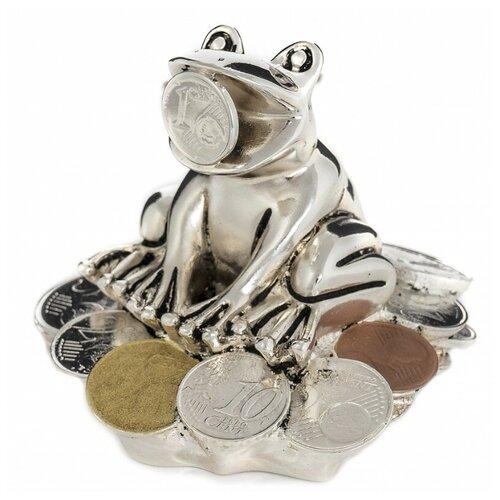 Статуэтка Лягушка DSA Silver 7944 8х8