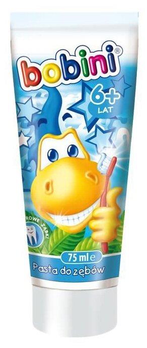 Зубная паста Bobini Classic 6+