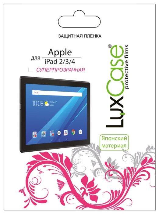 Защитная пленка LuxCase для Apple iPad 2/3/4 суперпрозрачная