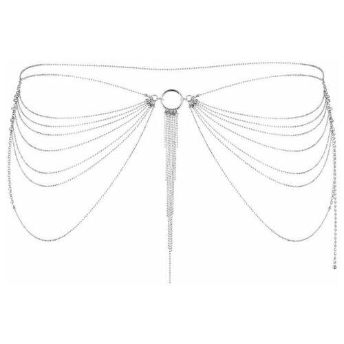 цена Bijoux Indiscrets Бикини-цепочка на талию Metallic Chain Waist Jewelry 0197 онлайн в 2017 году