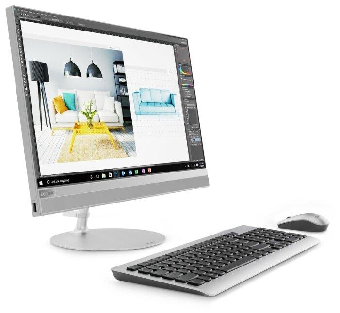 """Моноблок 21.5"""" Lenovo IdeaCentre AIO 520-22"""
