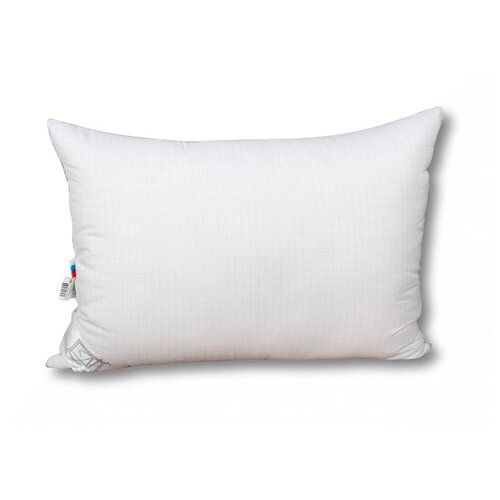 Подушка АльВиТек Карбон (ПК-050) 50 х 68 см белый