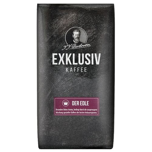 Кофе молотый Exklusiv Kaffee Der Edle, 250 г s a schwarzkopf der kaffee