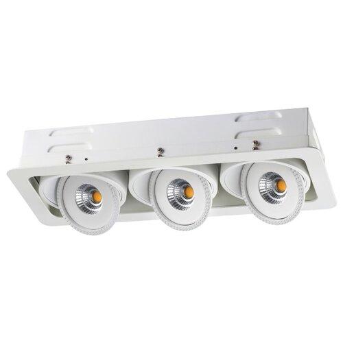 Встраиваемый светильник Novotech Gesso 357582 встраиваемый светильник novotech gesso 357582