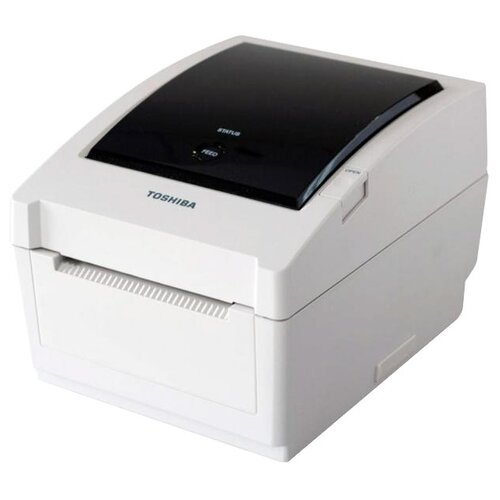Термальный принтер этикеток Toshiba B-EV4D-TS14-QM-R белый