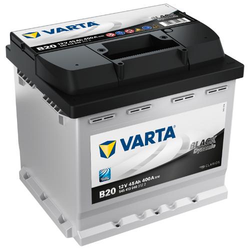 цена на Автомобильный аккумулятор VARTA Black Dynamic B20 (545 413 040)