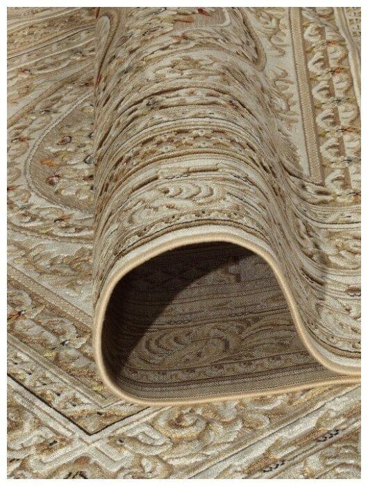 Ragolle Рельефный ковер из вискозы GENOVA 38440 6262 60 1.6x2.3 м.