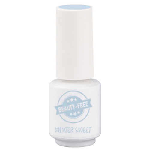 Купить Гель-лак для ногтей Beauty-Free Winter Sweet, 4 мл, голубой