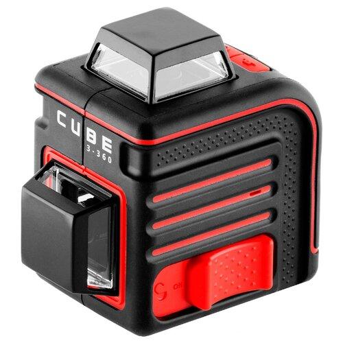 Лазерный уровень самовыравнивающийся ADA instruments CUBE 3-360 HOME EDITION (А00565) лазерный уровень самовыравнивающийся ada instruments cube 3d home edition а00383