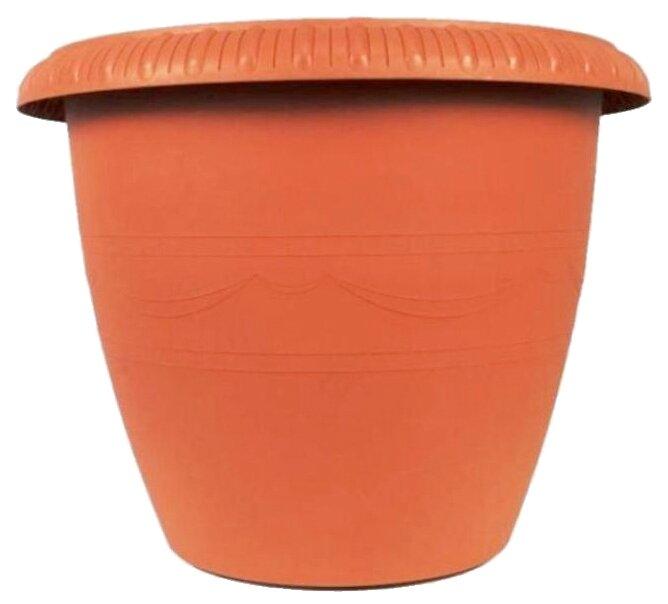 Базовый модуль для вертикального садоводства угловой (3 емкости, 3 крышки, 1 поддон, 6 клипс) Gardena (арт. 13153-20.000.00)