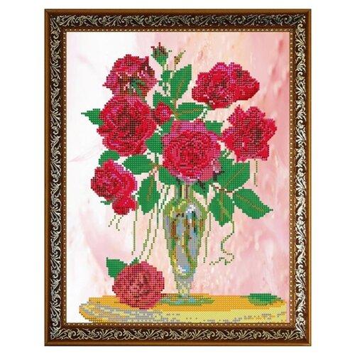 Купить Диамант Набор алмазной вышивки Букет для любимой (ДК-391) 30х38 см, Алмазная вышивка
