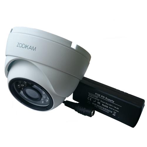 Сетевая камера Zodikam 3242-PM (2,8 мм) белый