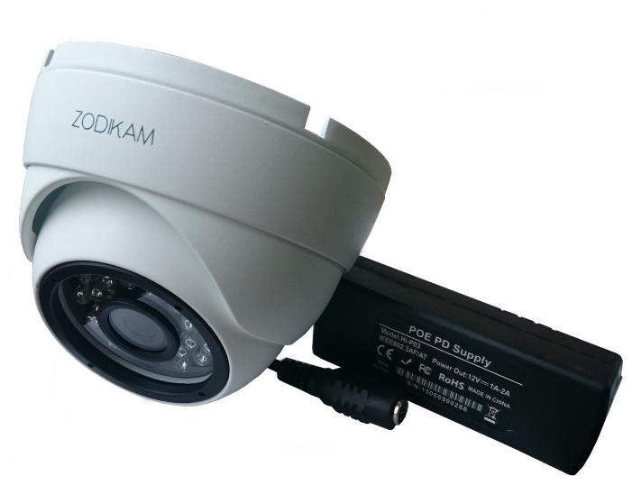 Сетевая камера Zodikam 3242 PM (2,8 мм)