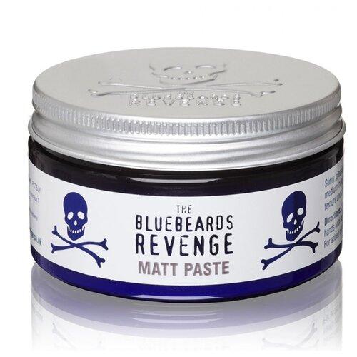 The Bluebeards Revenge Паста Matt Paste, средняя фиксация, 100 мл