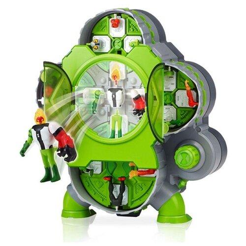 playmates игровой набор playmates ben 10 омнизапуск мегапак часы и 6 фигурок Игровой набор Playmates TOYS Ben 10 Камера создания пришельцев 77711