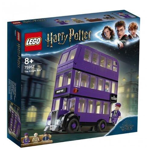 Конструктор LEGO Harry Potter 75957 Ночной рыцарь конструктор lego harry potter tm 75967 запретный лес грохх и долорес амбридж