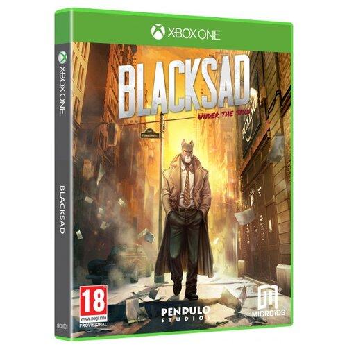 Игра для Xbox ONE Blacksad: Under The Skin. Ограниченное издание, полностью на русском языке недорого