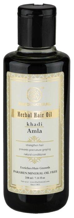 Khadi Natural Масло для восстановления волос Амла