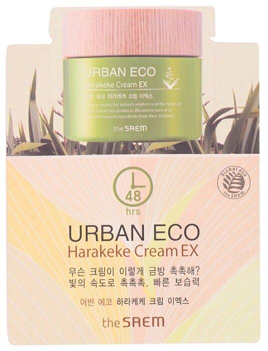 The Saem Urban Eco Harakeke Cream EX 1 мл