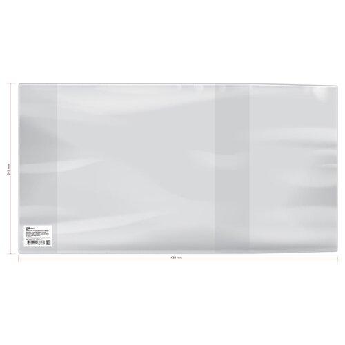 Купить ArtSpace Набор обложек 243х455 мм, 150 мкм, 50 штук бесцветный, Обложки