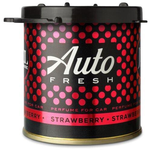 Auto Fresh Ароматизатор для автомобиля Jel Strawberry 80 мл
