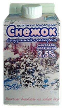 Молочная Благодать Снежок 2.5%