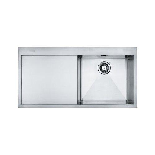 цены Врезная кухонная мойка 100 см FRANKE PPX 611 R нержавеющая сталь