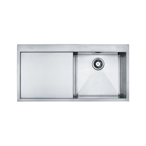 Врезная кухонная мойка 100 см FRANKE PPX 611 R нержавеющая сталь мойка franke agx 260 нержавеющая сталь
