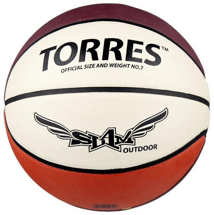 Баскетбольный мяч TORRES Slam, р. 7
