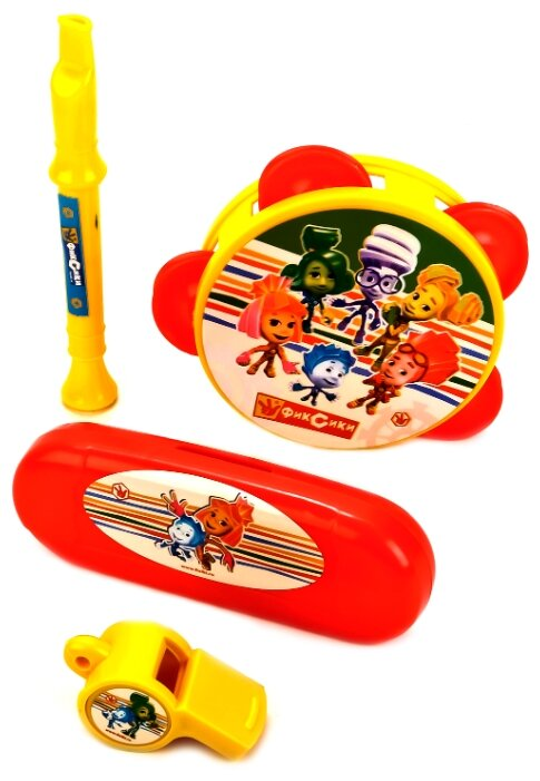 Играем вместе набор инструментов Фиксики 1405M481-R1