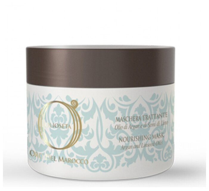 Barex Olioseta Oro del Marocco Питательная маска