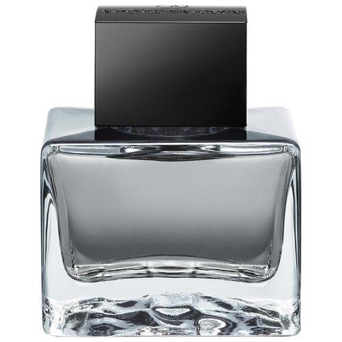 Туалетная вода Antonio Banderas Seduction in Black, 50 мл туалетная вода antonio banderas blue seduction for men 50 мл мужская