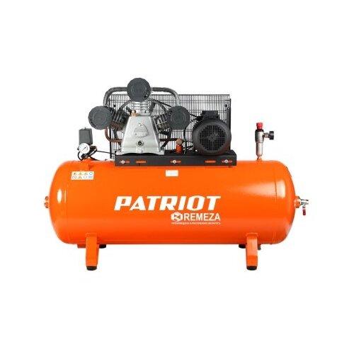 Компрессор масляный PATRIOT REMEZA СБ 4/Ф- 270 LB 75, 270 л компрессор масляный patriot remeza сб 4 с 200 lb 40 200 л 3 квт