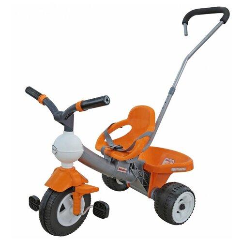 цена на Трехколесный велосипед Coloma Y Pastor Дидактик 3 46390 оранжевый/серый