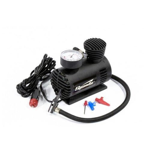 Автомобильный компрессор Sparta С-12 черный