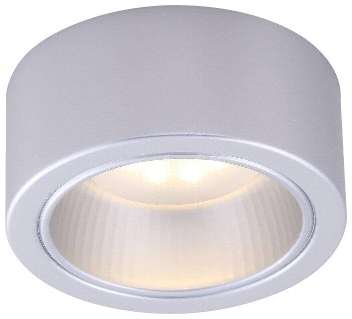 Точечный накладной светильник Effetto A5553PL-1GY (Artelamp)