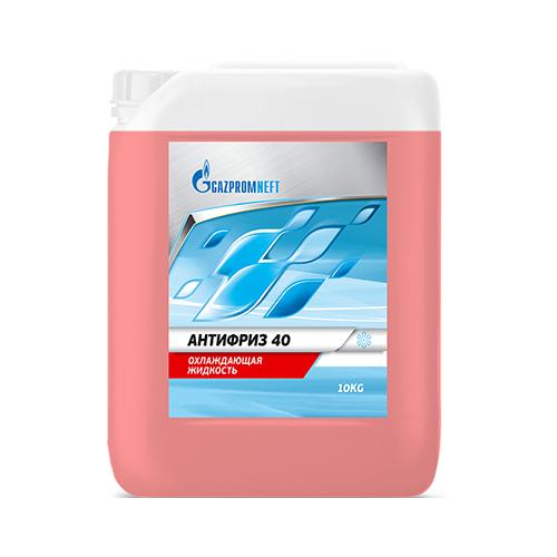 Антифриз Газпромнефть Антифриз 40 10 кг