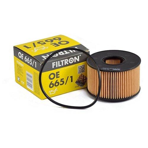 Масляный фильтр FILTRON OE 665/1 цена 2017