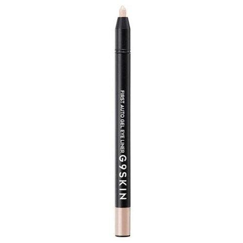 Berrisom Гелевый карандаш для глаз First Auto Gel Eye Liner, оттенок 06 beige shine