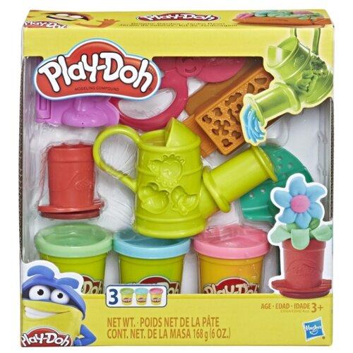 Купить Масса для лепки Play-Doh Садовые инструменты (E3564/E3342), Пластилин и масса для лепки