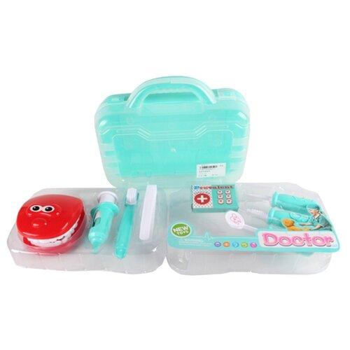 Набор доктора Наша игрушка (HZ800-1) набор доктора наша игрушка 643452