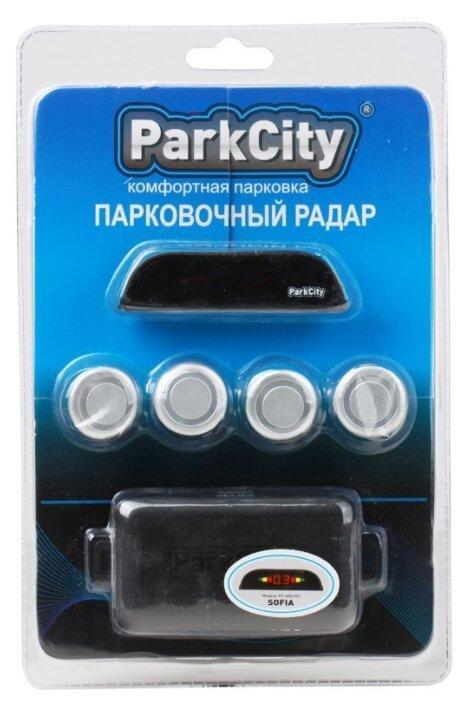 Задние парктроники, монитор ParkCity Sofia 418/202