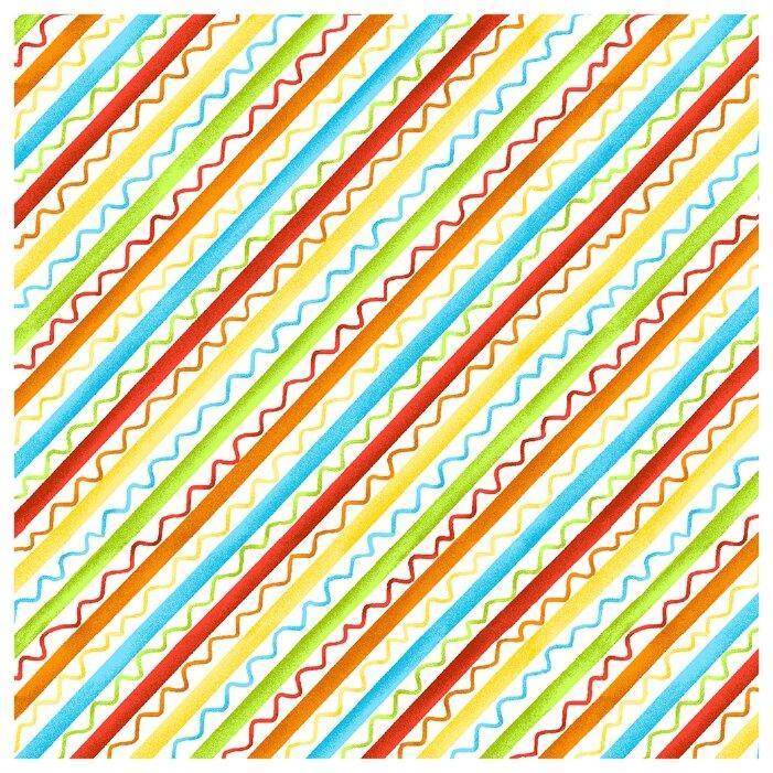 Ткань PePPY 4703 для пэчворка фасовка 50 x 55 см 135±5 г/кв.м полоски 673
