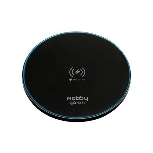 Беспроводная сетевая зарядка Nobby Expert NBE-WC-12-01 черный
