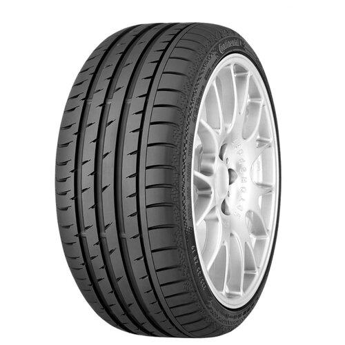 цена на Автомобильная шина Continental ContiSportContact 3 255/45 R19 100Y летняя
