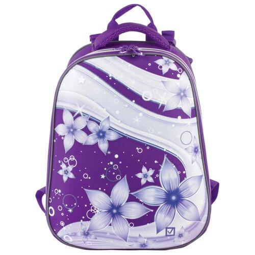 Купить BRAUBERG Рюкзак Extra Шик ХИТ (225425), фиолетовый, Рюкзаки, ранцы